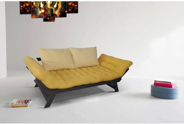 ARRA Alexa Double Solid Wood Futon