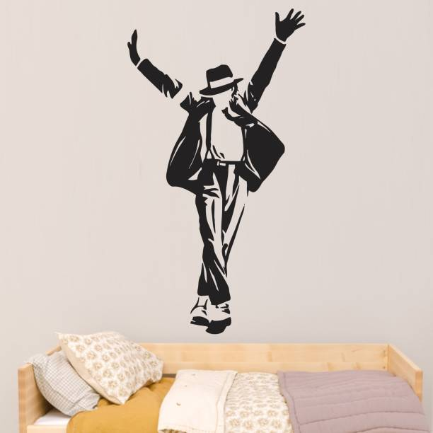 StickMe Michael Jackson Wall Sticker -SM269