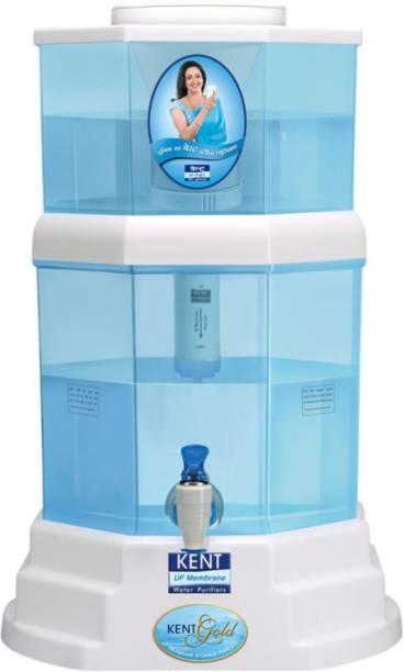 KENT Gold 20 Litre Water Purifier 20 L Gravity Based + UF Water Purifier
