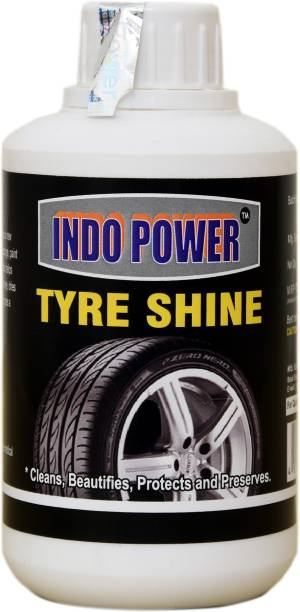 INDOPOWER TYRE SHINER 250ml. Car Washing Liquid