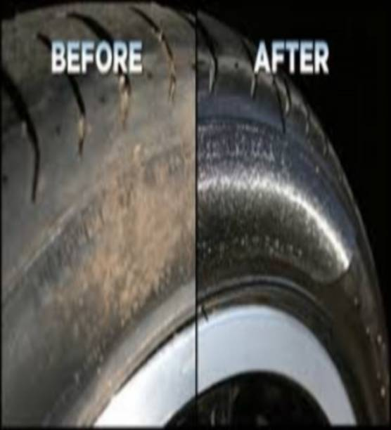 INDOPOWER TYRE SHINER 250 ml Wheel Tire Cleaner