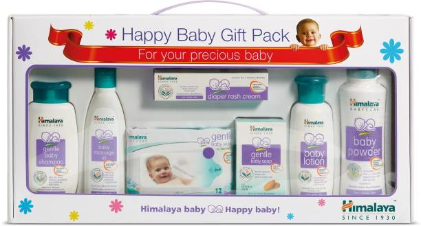 HIMALAYA Happy Baby Gift Pack ( 7 IN 1)