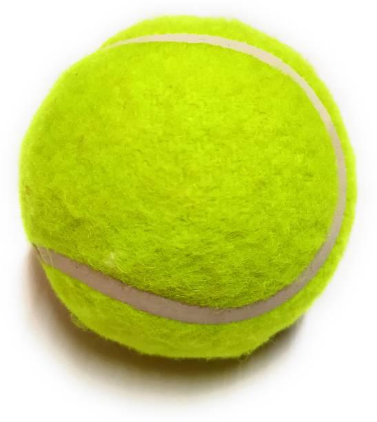 Kalindri Sports Sparks Yellow Tennis Ball