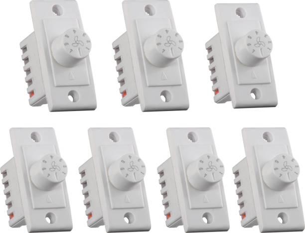 vergin 1103-3 Switch Type 7 Step Regulator (Pack of 7) Step-Type Button Regulator