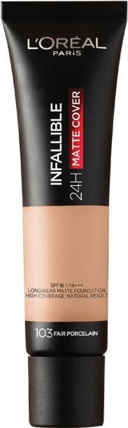L'Oréal Paris Infallible 24H Matte Cover  Foundation
