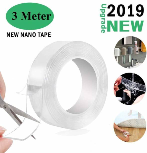 HYQOO Double Sided Handheld Cello Tape (Manual)