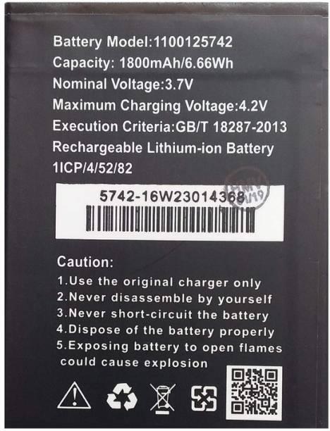 GIFFEN Mobile Battery For  VIDEOCON Krypton 2