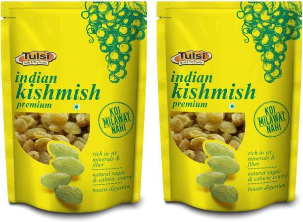 Tulsi Indian Kishmish Premium Raisins