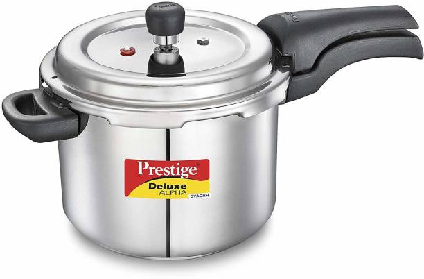 Prestige Deluxe Alpha Svachh 4 L Induction Bottom Pressure Cooker