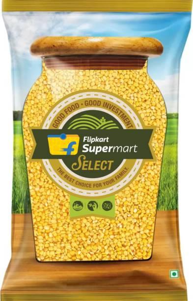 Flipkart Supermart Select Yellow Moong Dal (Split)