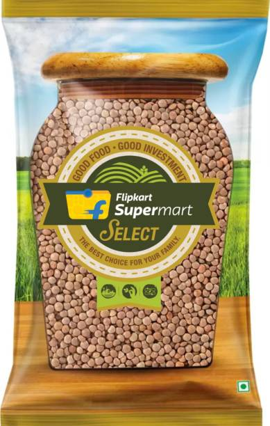 Flipkart Supermart Select Black Masoor Dal (Whole)