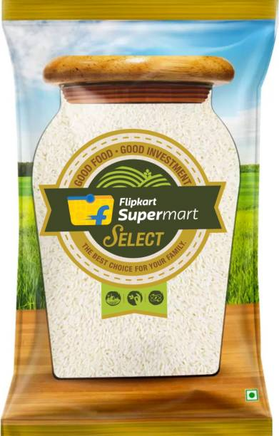 Flipkart Supermart Select Sona Masoori Rice (Steam)