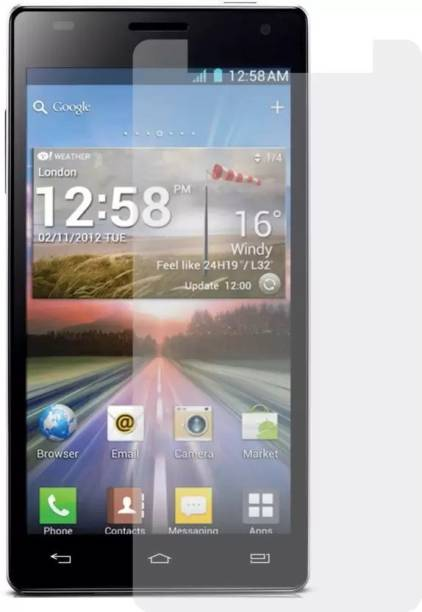 Zootkart Impossible Screen Guard for ZTE Blade Q Lux 4G