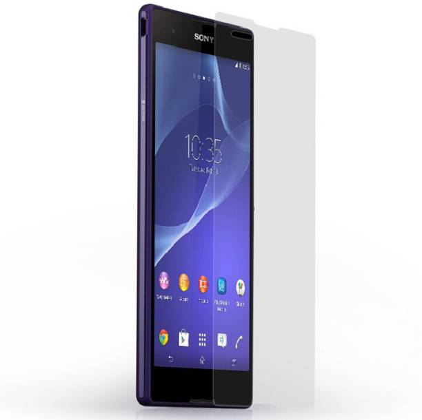 Mudshi Tempered Glass Guard for Sony Xperia T2