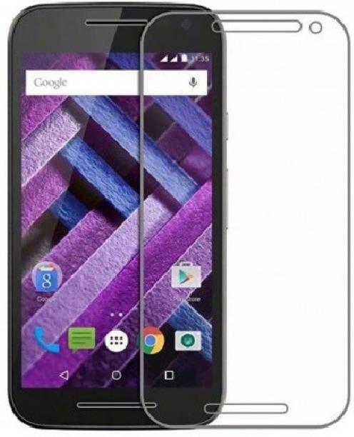Mudshi Impossible Screen Guard for Motorola Moto G Turbo Virat Kohli Edition