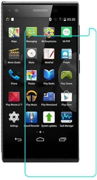 NKKL Tempered Glass Guard for Zte Blade Vec 4G