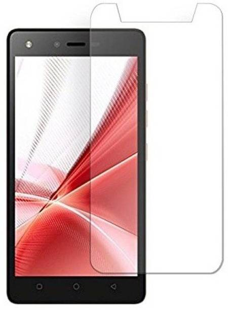NKL Tempered Glass Guard for Itel Wish A11