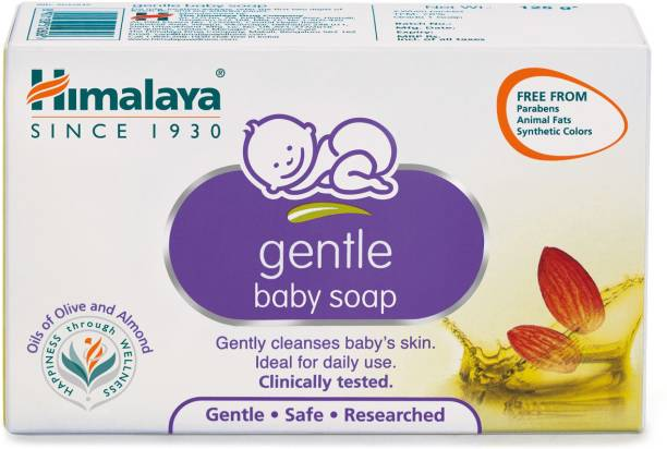 HIMALAYA Gentle Baby Soap
