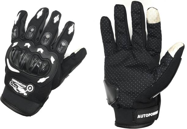 AutoPowerz Mobile Touch Riding Gloves Riding Gloves