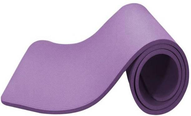 Nova Premium 100% EVA Eco Friendly Non Slip Purple 6 mm Yoga Mat