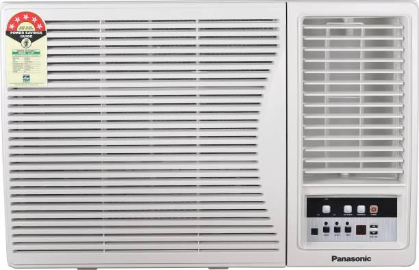 Panasonic 1.5 Ton 5 Star Window AC  - White