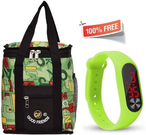 GOOD FRIENDS Branded Tiffin Bags Waterproof Lunch Bag