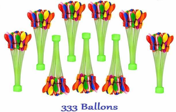INAAYA Solid Holi Water BalloonsSet333 Balloon