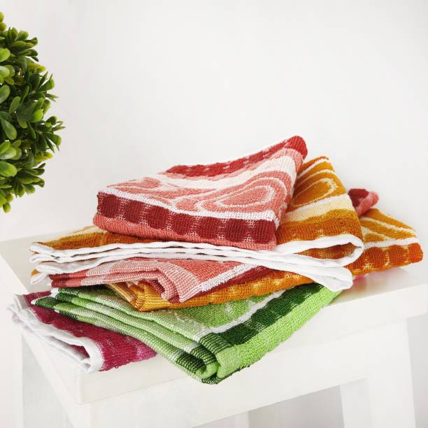Cotton Colors Cotton 280 GSM Hand Towel Set