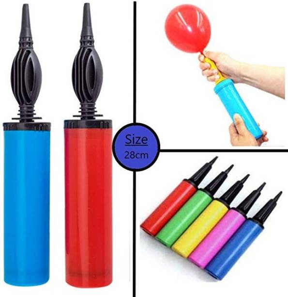 Kaliram & Sons Handy Air Pumps For All Type Of Balloons & Toys. Balloon Pump