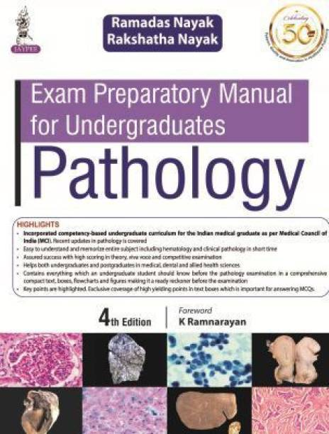 Exam Preparatory Manual for Undergraduates: Pathology