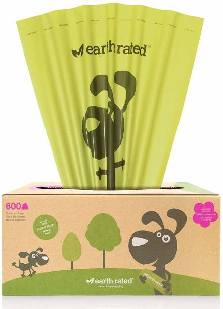 Earth Rated Dog Waste Pickup Bags