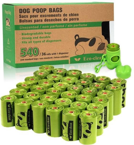 ECO-CLEAN Dog Waste Pickup Bags