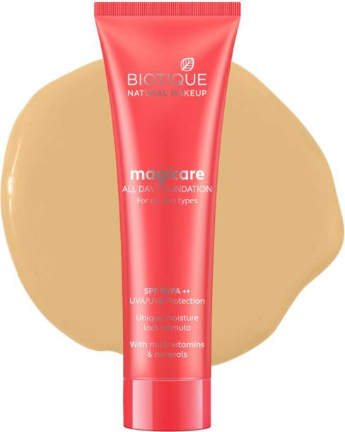 BIOTIQUE Magicare All Day  Foundation