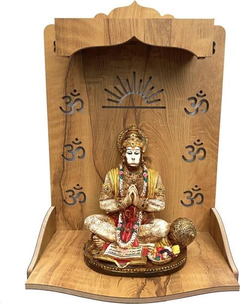 7CR Prime Sunrise Temple (MG) Engineered Wood Home Temple