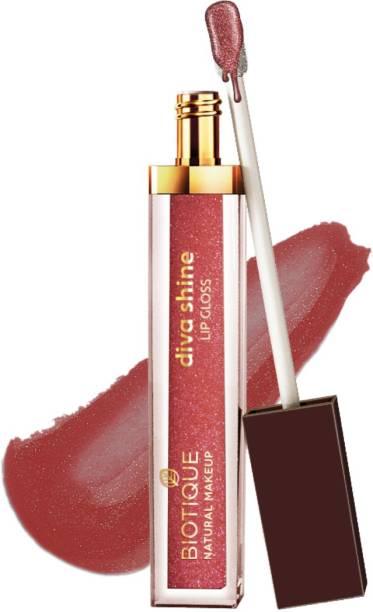 BIOTIQUE Diva Shine Lip Gloss, Pixie Dust