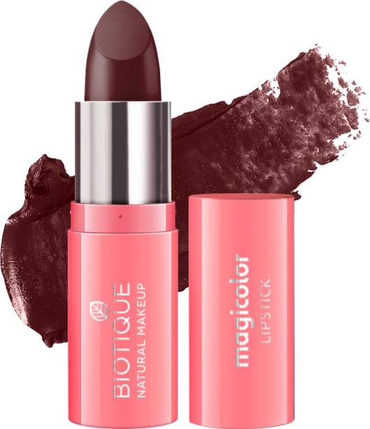 BIOTIQUE Magicolor Lipstick, Nudge Fudge