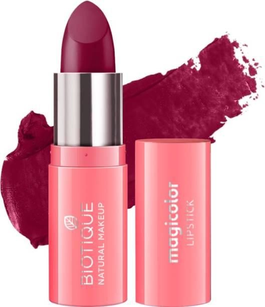 BIOTIQUE Magicolor Lipstick, Winter Kiss