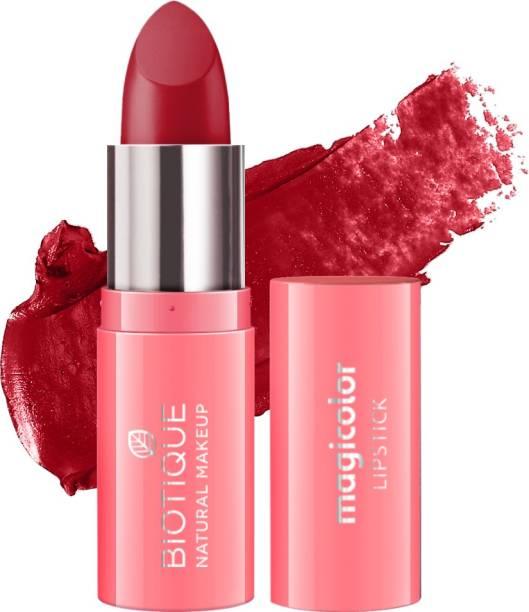 BIOTIQUE Magicolor Lipstick, Creamy Cup