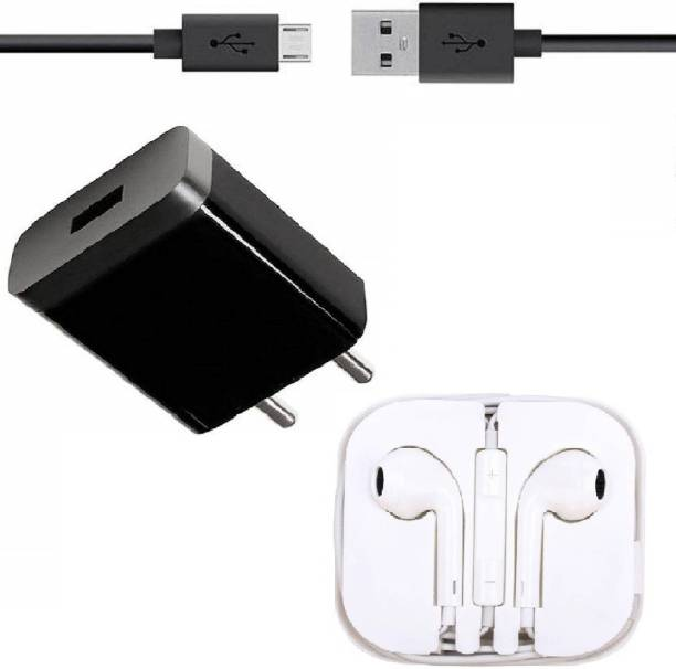Ml Wall Charger Accessory Combo for Compatible like Original Fast Charger Xiaomi Mi Note 4 / Mi 5A / Mi Note 5 / Note 5 Pro Charger Original Adapter Like Mobile Charger 3S Prime / Mi 3S Prime / redmi 3 S Prime / Xio_omi 3S Prime Charger Original Adapter Like Charger