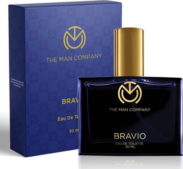 THE MAN COMPANY Bravio EDT Eau de Toilette  -  30 ml