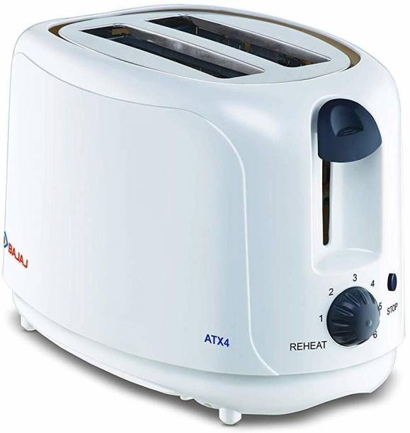BAJAJ TX 4 Pop-Up Toaster 750 W Pop Up Toaster