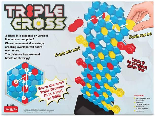FUNSKOOL Trle Css Party & Fun Games Board Game