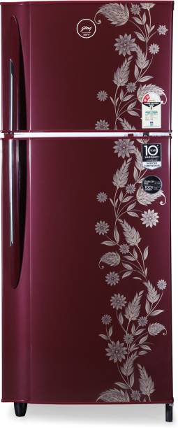 Godrej 236 L Frost Free Double Door 2 Star Refrigerator