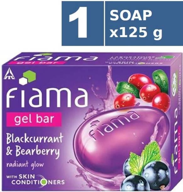 FIAMA Bearberry & Blackcurrant Gel Bar
