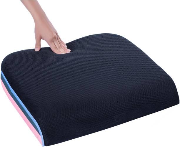 FOVERA Tri-Foam Seat Cushion to Prevent the Back, Sciatica & Tailbone Pain Thigh Support