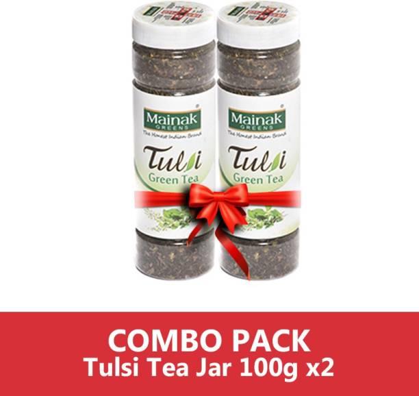 Mainak MTJ_100_2 Tulsi Green Tea Plastic Bottle