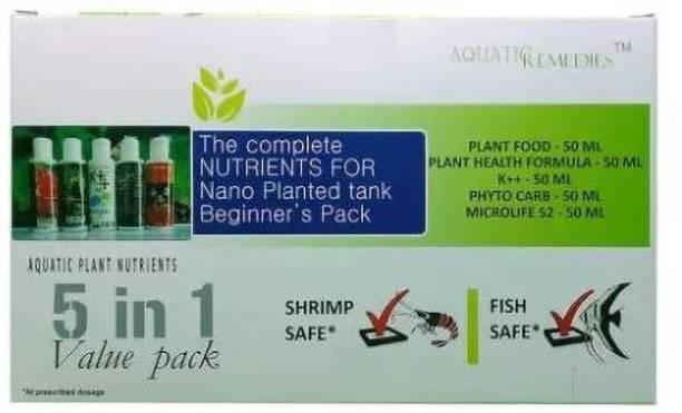 AQUATIC REMEDIES 5in1 value pack Aquatic Plant Fertilizer