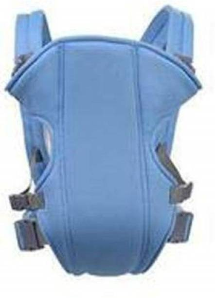 Mopi High Quality Baby Carrier Bag with Comfortable Head Support (Sky Blue) Baby Carrier