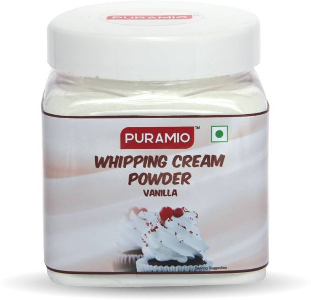 PURAMIO Whipping Cream Powder (Vanilla) Icing