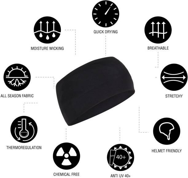 BISMAADH Workout Headband for men & boys HEADBAND